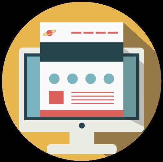 Duidelijk en transparant webdesign