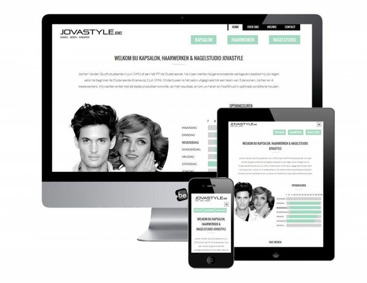 Gemakkelijk website beheren