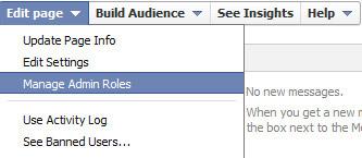 facebook bedrijfspagina aanmaken
